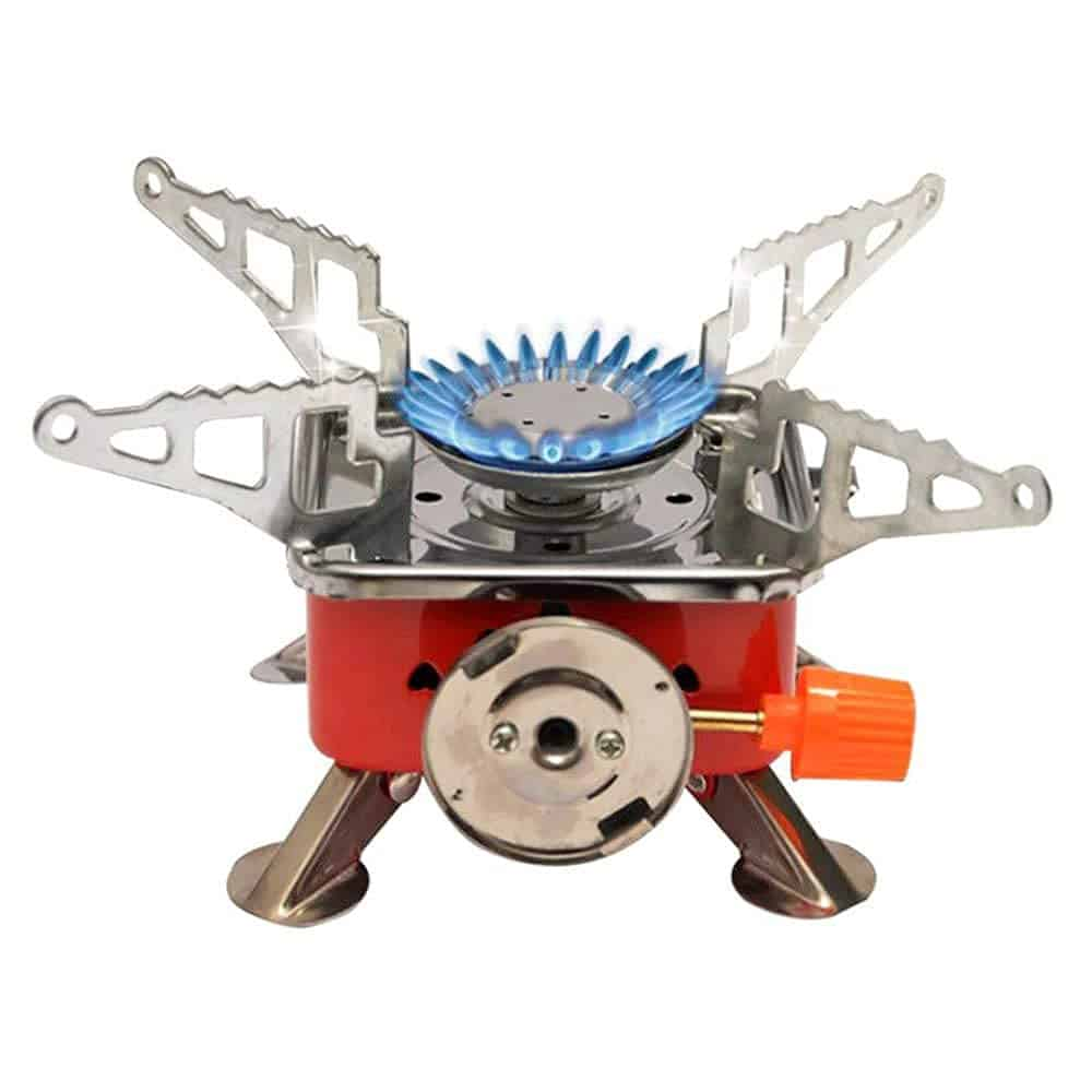 Portable Traveling Stove